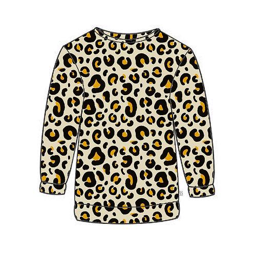 Leopard Adult Sweatshirt