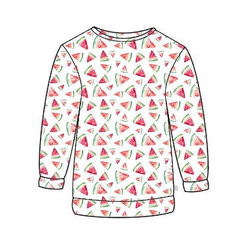 Watermelon Adult Sweatshirt