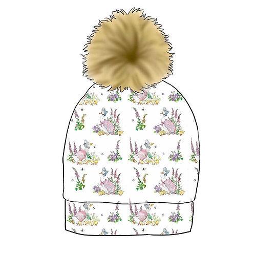 Oh Jemima Pom Hat