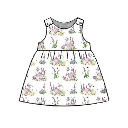 Oh Jemima Pinafore Dress