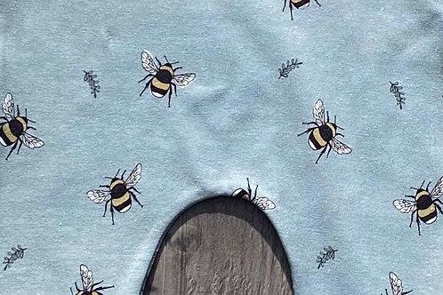 Duck Egg Bees Harem Shorts