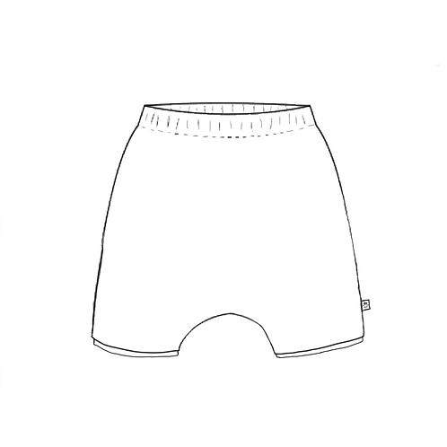 Ribbit Harem Shorts