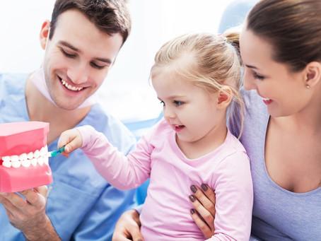 Seu filho terá um sorriso incrível com estas 5 super dicas!