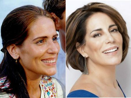 SORRISOS REPAGINADOS | Confira o antes e depois dos famosos