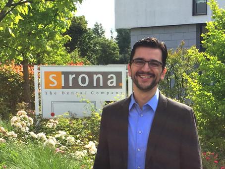 TREINAMENTO NA ALEMANHA | A convite da Sirona, Dr. Fernando Peixoto Soares foi o único participante