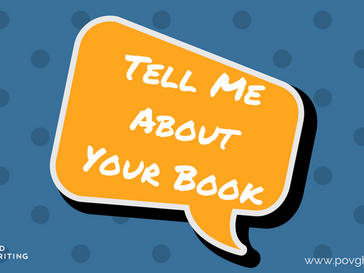 Don't Be Shy: Tell Me About Your Book