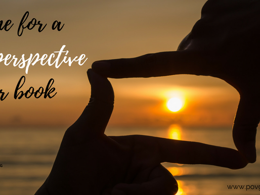 It's Time for a Fresh Perspective on Your Book Project