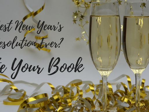 Best New Year's Resolution Ever? Write Your Book!