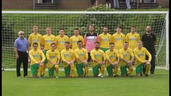 Ynys FC Team Photo