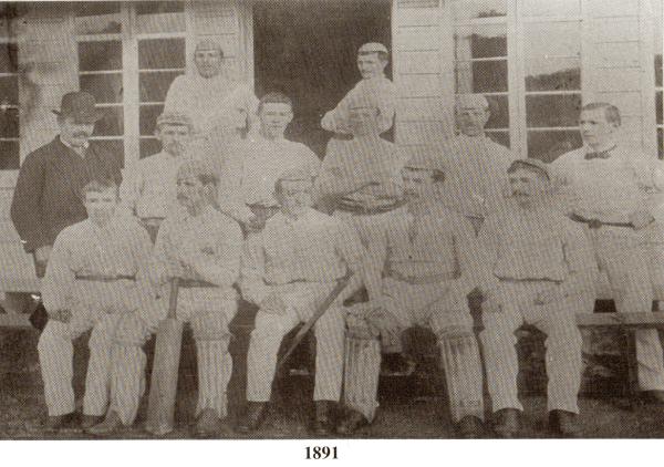 1891 Team Photo