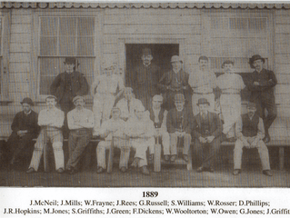 Ynysygerwn CC Celebrate 170 Years Of Cricket
