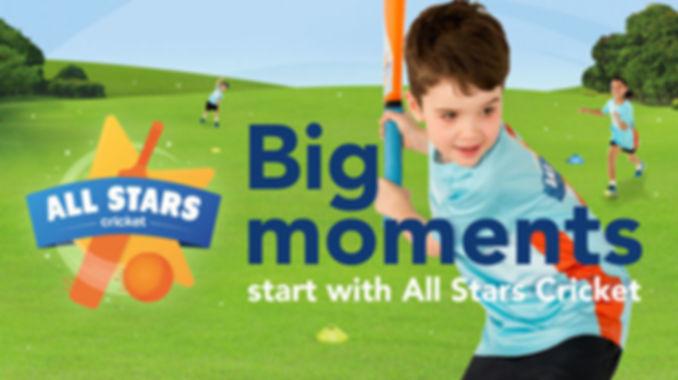 All Stars Cricket at Ynysygerwn