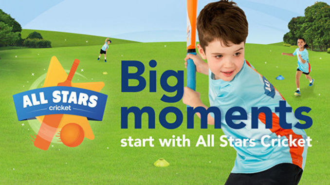 All Stars Cricket at Ynysygerwn