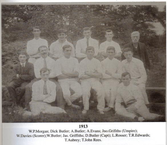1913 Team Photo