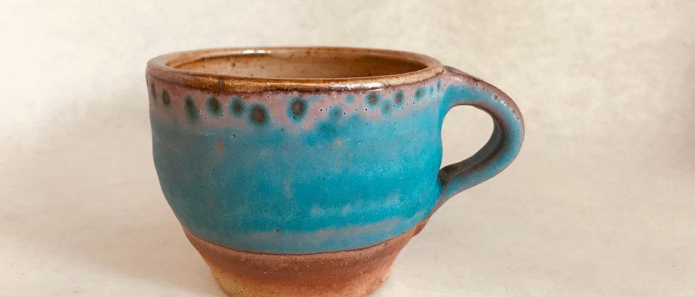 Trout inspired mug