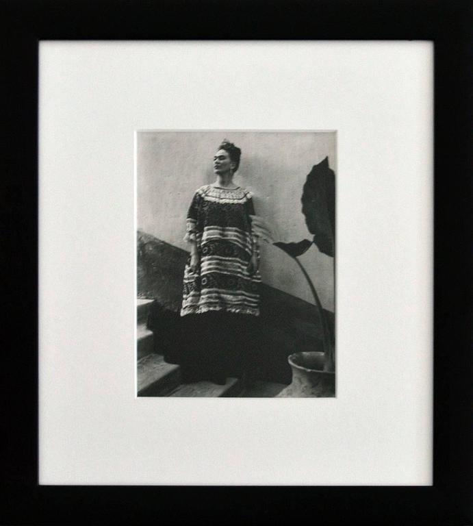 Frida Kahlo, 1945 by Leo Matiz