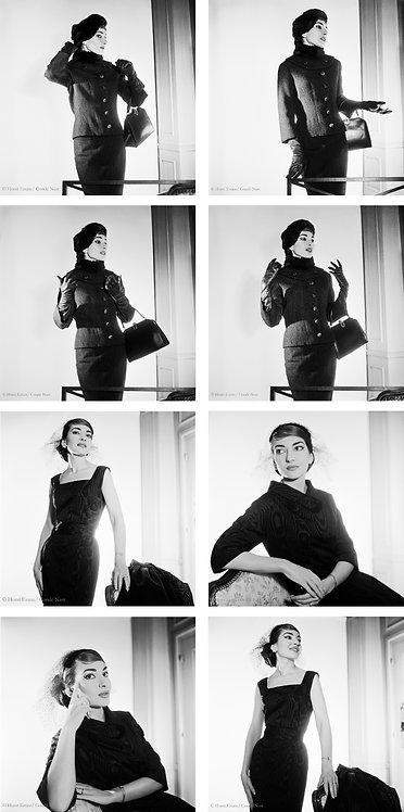 Portfolio Maria Callas, 1952