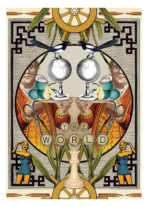 21/THE WORLD, 2014_ Emma Anna Chatter