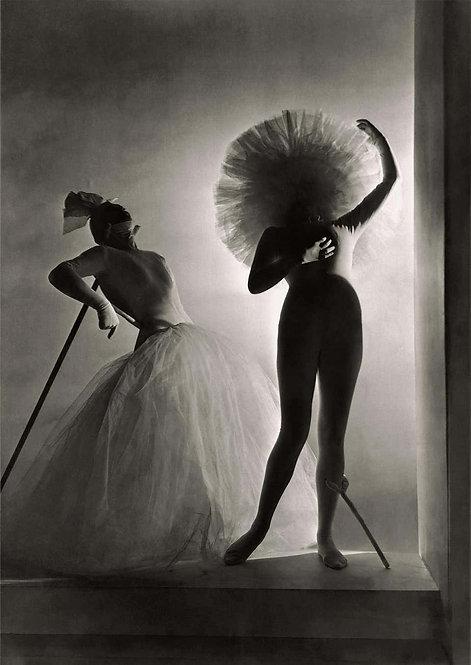 Classics - Dali Costumes (Framed), 1939