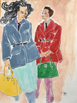 Prada Bag Ladies