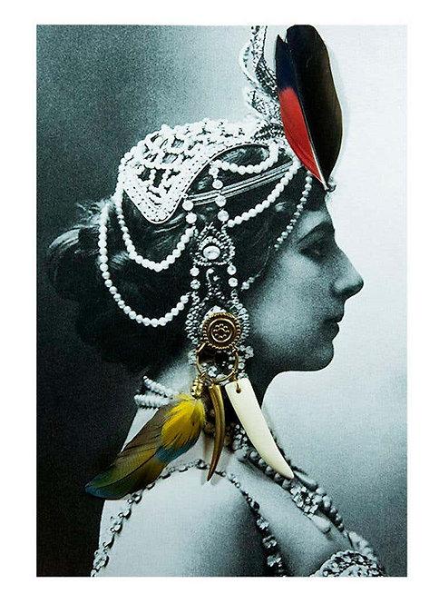 Mata Hari I, 2018