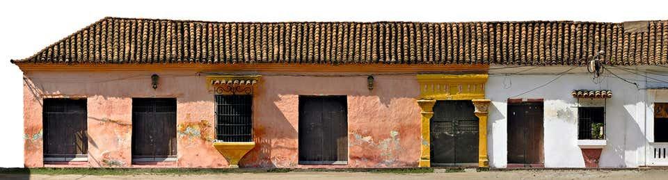 Casas No 13-17 y 13-21 - Mompox, 2017