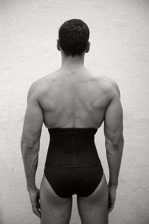 Man waist One, 2017 - 2018 (B&W)
