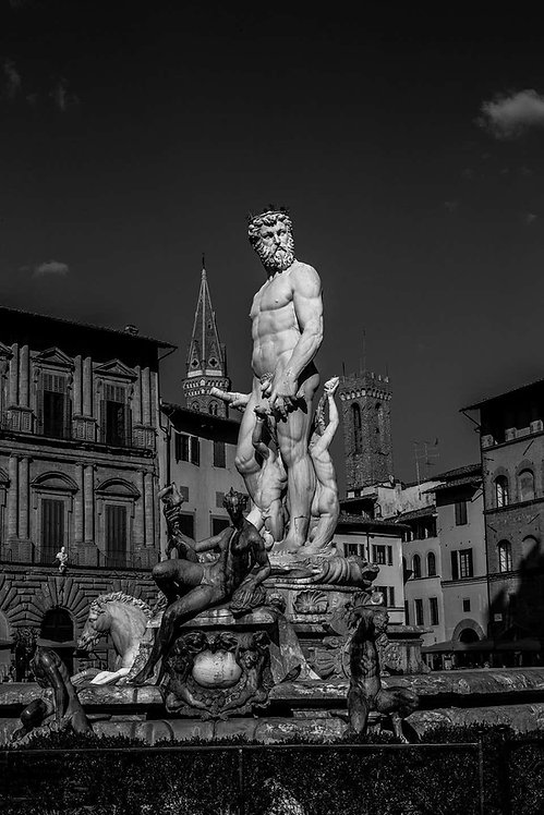 Firenze_Black and white limited ed print_2016_Juan Pablo Castro
