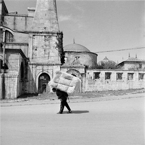 Istanbul - Untitled #4, 1954 (B&W)