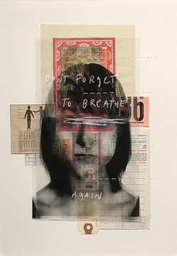 Don't Forget to Breathe Again, 2014