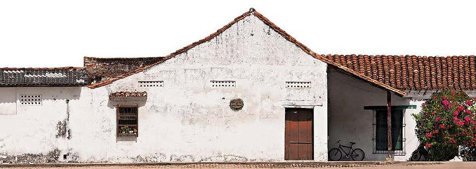 Portales de Santa Bárbara - Mompox, 2017