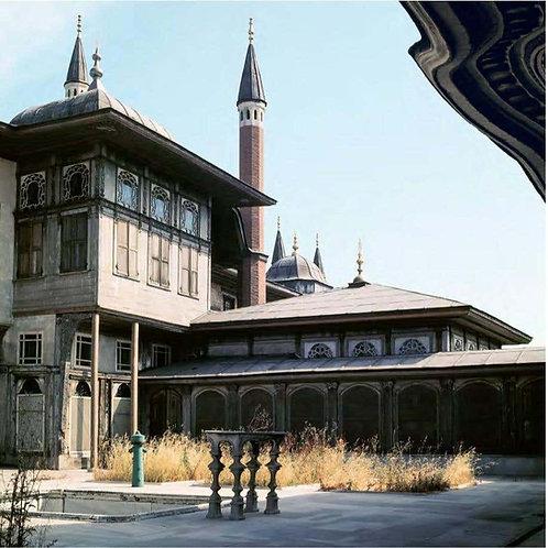 Istanbul - Babü's-saade, Topkapı Palace, 1954