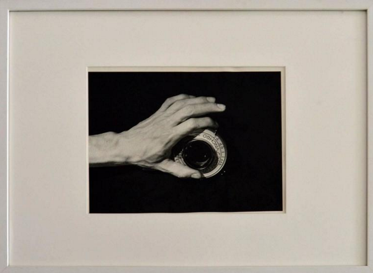 "Leo Matiz ""Hand on the Camera"""