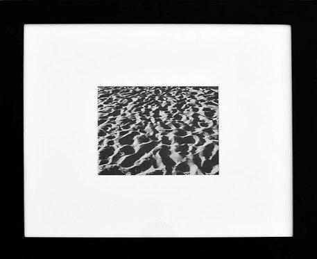"""""""Arena"""" Medanos de Coro, 1970 (B&W)"""