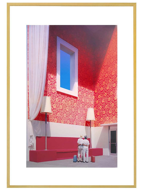 The Living Room Artists Portrait, 2001