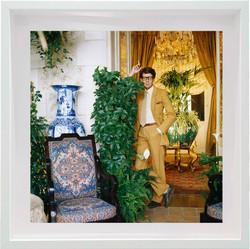 Yves Saint Laurent, Normandie, 1983 - Untitled #1