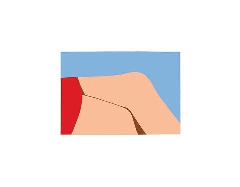 Legs, 2018 (Small Print)