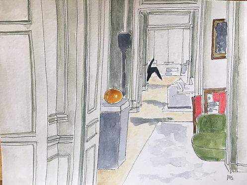 An Interior By Joseph Dirand, 2020