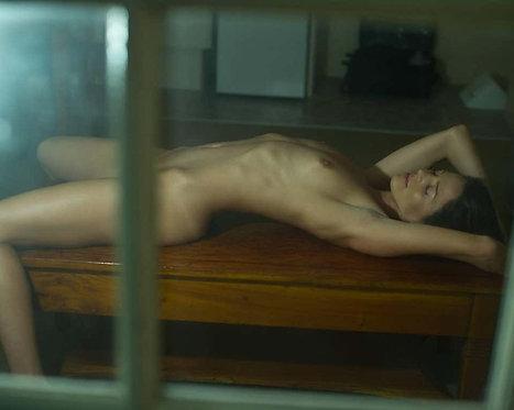 Hotel Bondi #1_Limited Edition Medium Size Nude Portrait Color Photograph_2012_David Jay