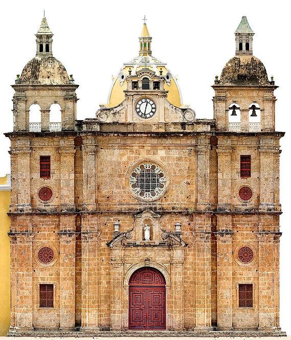 Iglesia de San Pedro Claver - Cartagena, 2017