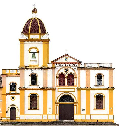 Iglesia de la Concepcion, Mompox, 2017