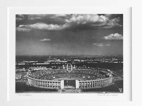 Dar Stadion, 1936