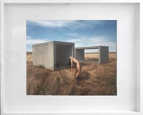 Untitled Nude at Marfa, 2016