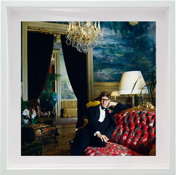 Yves Saint Laurent, Normandie, 1983 - Untitled #5