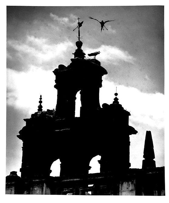 Untitled (Church Spire, Seville), circa 1930