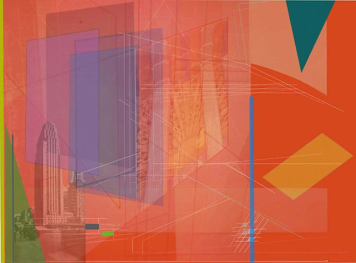 Parallel Fields #2_Medium Archival Pigment Print on Photo Paper_2018_Monika Bravo