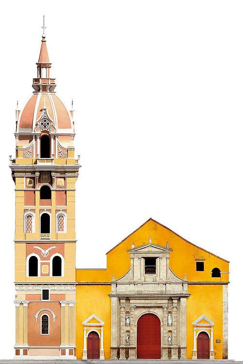 Catedral de Santa Catalina de Alejandria - Cartagena, 2017