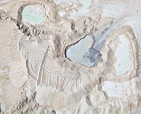 Lake 2_Archival Pigment Print on Heavyweight Cotton Rag Paper_2015_Jill Peters