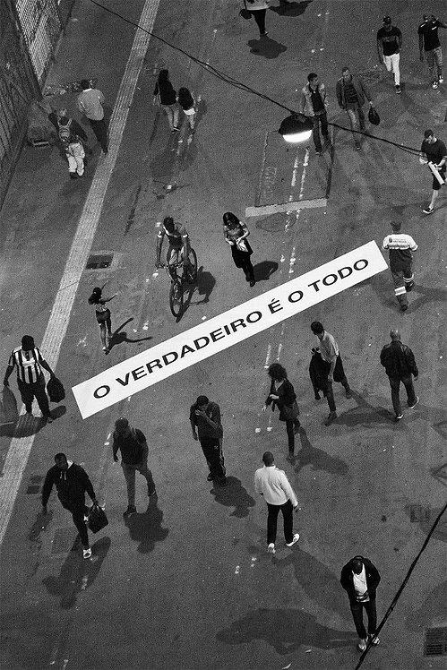 Manifesto XIV , Sao Paulo From The Manifesto Series, 2018