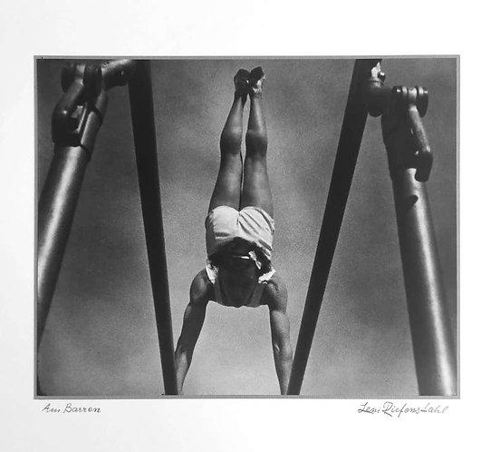 Ann Barren, 1936